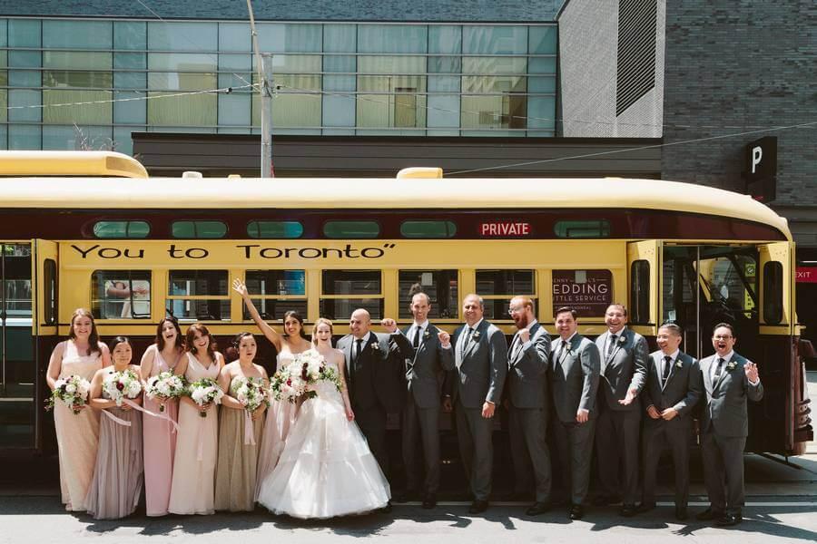 Wedding at Arcadian Loft, Toronto, Ontario, A Brit & A Blonde, 20