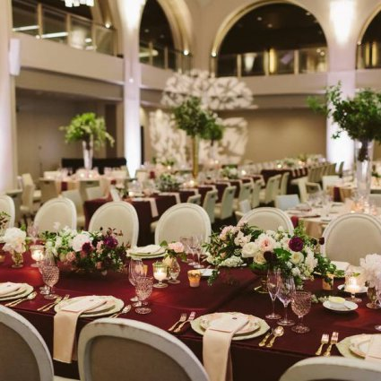Bliss Toronto featured in Jenny and Neal's Chic Urban Wedding at Arcadian Loft