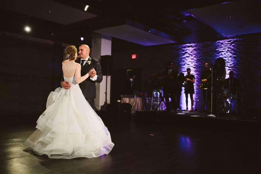 Wedding at Arcadian Loft, Toronto, Ontario, A Brit & A Blonde, 25