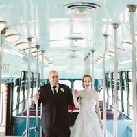 Jenny and Neal's Chic Urban Wedding at Arcadian Loft