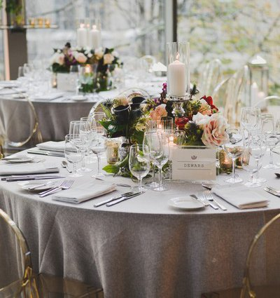 The Royal Conservatory featured in Hayley and Scott's Romantic Wedding at The Royal Conservatory…