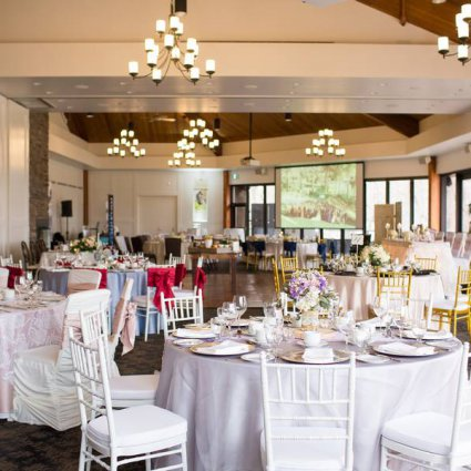 Credit Valley Golf and Country Club featured in The Credit Valley Golf and Country Club Ballroom Open House