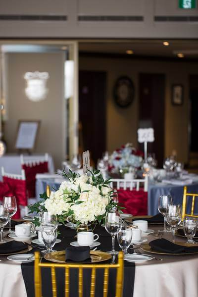 credit valley golf country club ballroom open house, 2