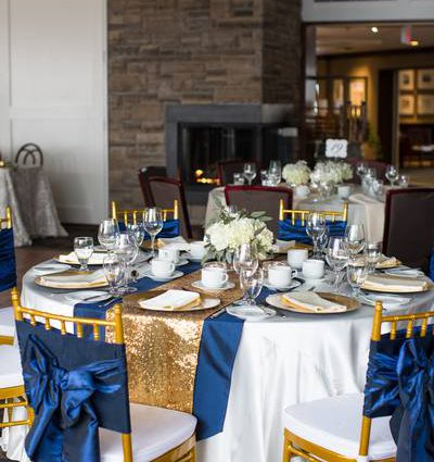 I Do Weddings and Decor featured in The Credit Valley Golf and Country Club Ballroom Open House