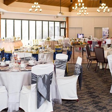 The Credit Valley Golf and Country Club Ballroom Open House