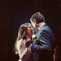 Jessica and Harrison's Enchanting Wedding at Eglinton Grand