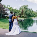 Thumbnail for Ashley and Jeffrey's White-and-Blush Wedding at Nestleton Waters Inn
