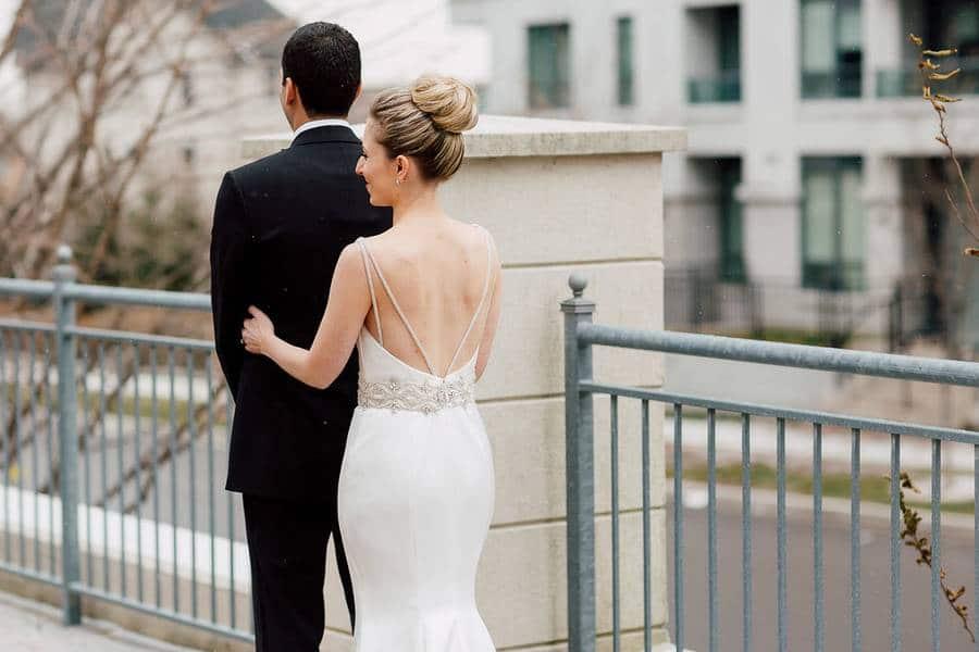 Mardi & Mark's Elegant Wedding at The Warehouse Event Venue 29