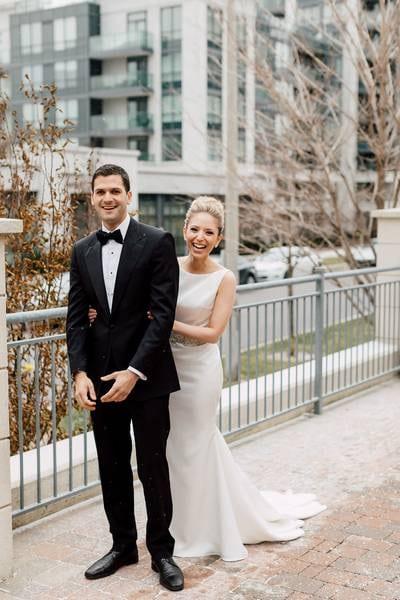 Mardi & Mark's Elegant Wedding at The Warehouse Event Venue 30