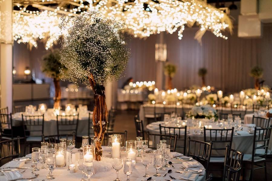 Mardi & Mark's Elegant Wedding at The Warehouse Event Venue 44