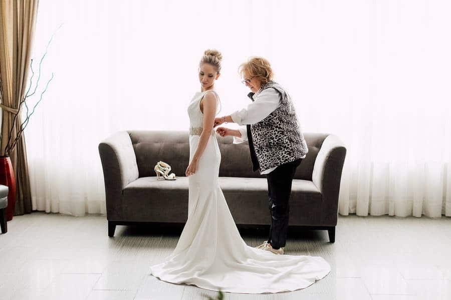 Mardi & Mark's Elegant Wedding at The Warehouse Event Venue 7