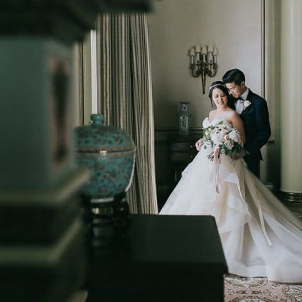 EyekahFoto featured in Jenn and Kevin's Rustically Elegant Wedding at York Mills Gal…