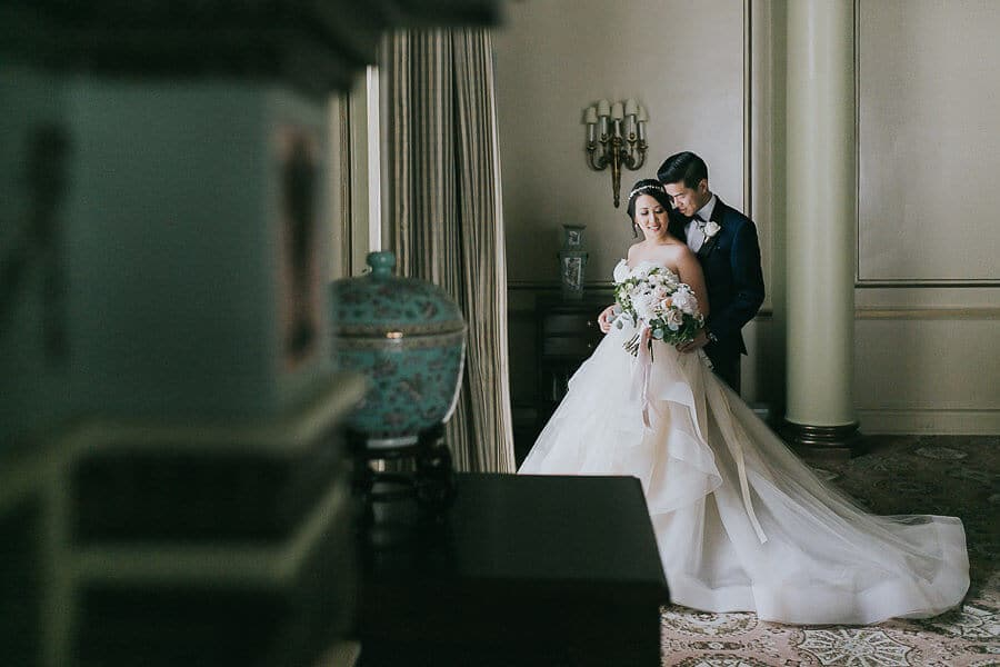 Hero image for Jenn and Kevin's Rustically Elegant Wedding at York Mills Gallery