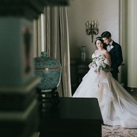 Jenn and Kevin's Rustically Elegant Wedding at York Mills Gallery