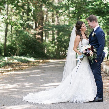 Thumbnail for Ashley and Brian's Intimate Wedding at Ancaster Mill