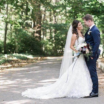 Ashley and Brian's Intimate Wedding at Ancaster Mill