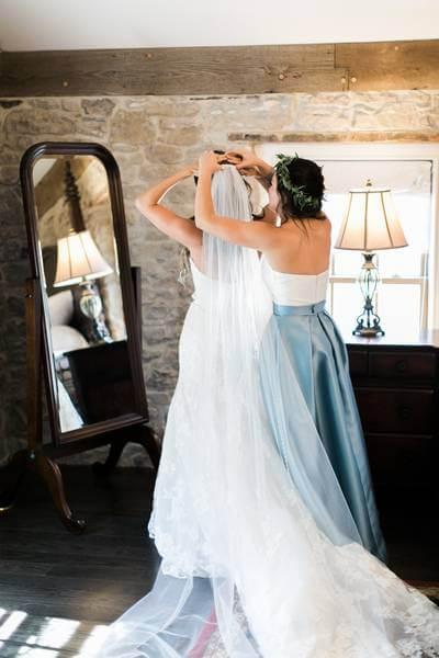 Wedding at Ancaster Mill, Hamilton, Ontario, 6