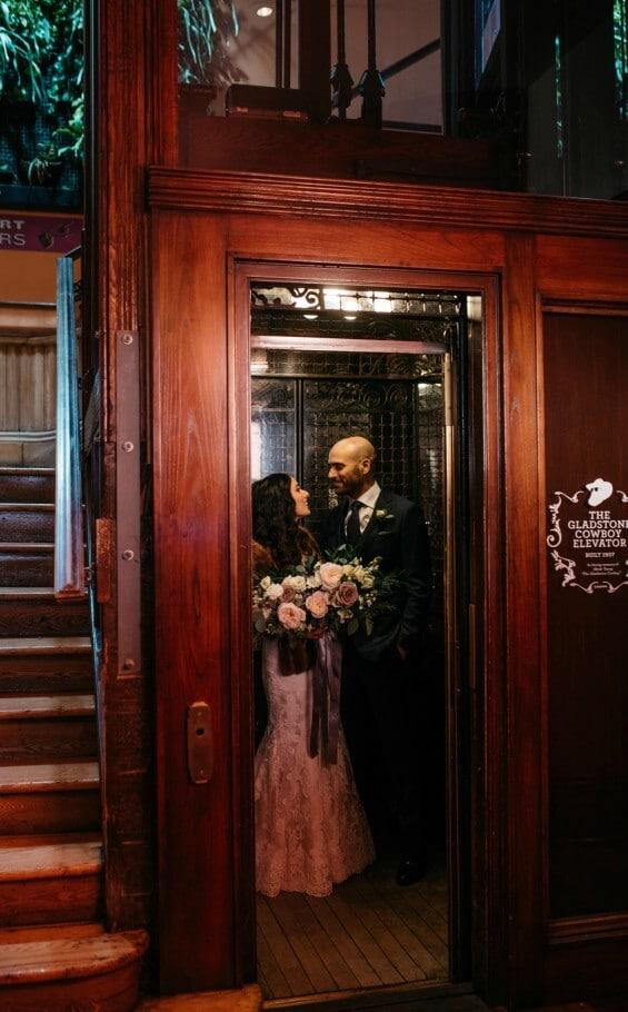 Wedding at Gladstone Hotel, Toronto, Ontario, Olive Photography, 18