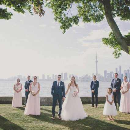 Royal Canadian Yacht Club featured in Michelle and Scott's Nautical Wedding at The Royal Canadian Y…