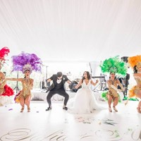 Safia and Alim's Chic Tented Wedding at Belcroft Estates