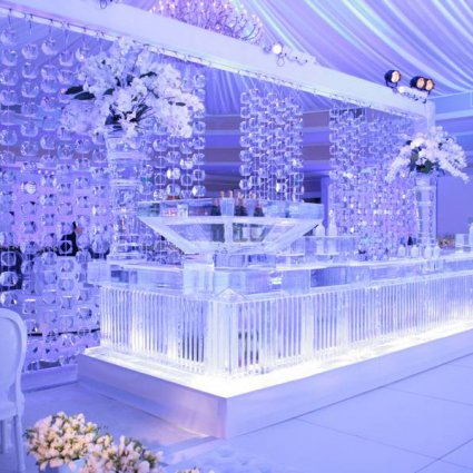 Iceculture Inc. featured in 10 Unique Finishing Touches to Consider for Your Upcoming Wed…