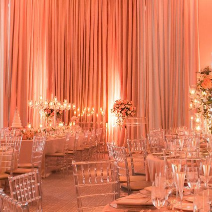 Thumbnail for Kristen and Jimmy's Blush Pink Wedding at the Four Seasons Hotel