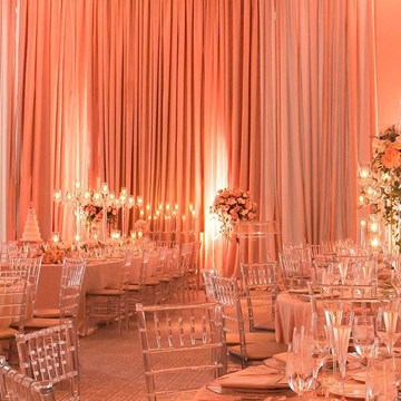 Kristen and Jimmy's Blush Pink Wedding at the Four Seasons Hotel