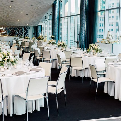 Thumbnail for Iliana and Michael's Simply Elegant Wedding at Malaparte
