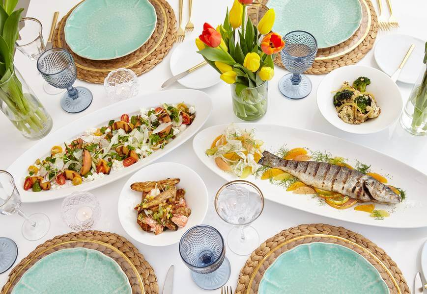 torontos caterers share summer wedding menu, 15