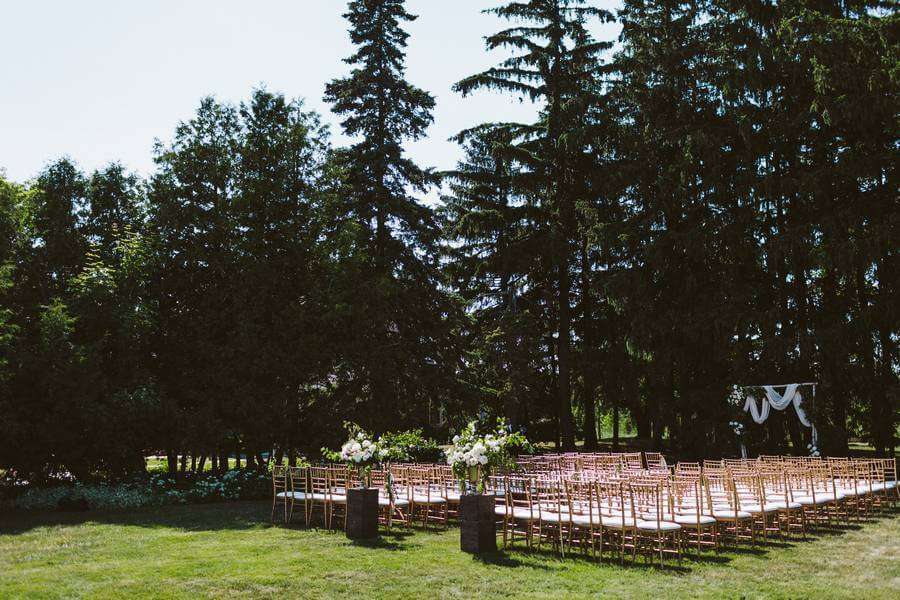 Cambium Farms Outdoor Wedding Venue