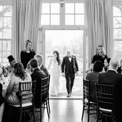 Thumbnail for Wei & Robert's Sweet Intimate Wedding at Graydon Hall Manor