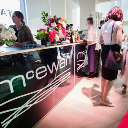 McEwan Catering featured in An Open House at the Brand New Globe and Mail Centre