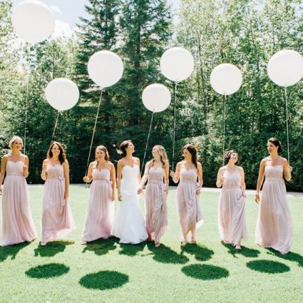 Nestleton Waters Inn featured in Ashley and Jeffrey's White-and-Blush Wedding at Nestleton Wat…