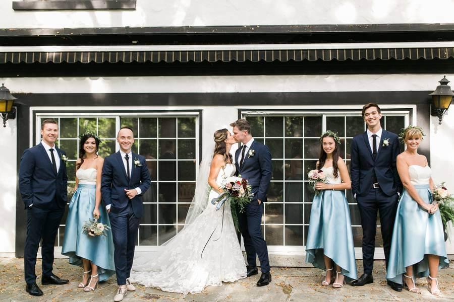 Wedding at Ancaster Mill, Hamilton, Ontario, 25