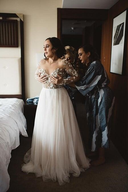 Wedding at Gardiner Museum, Toronto, Ontario, Olive Photography, 4