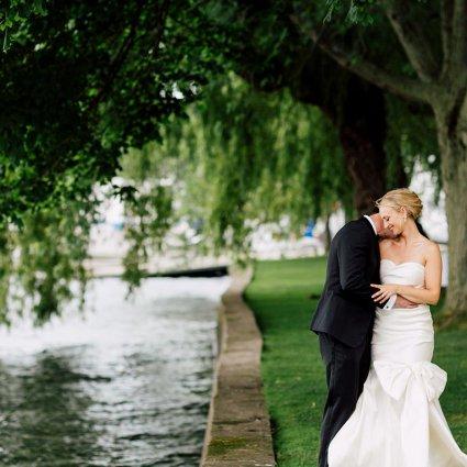 Thumbnail for Natalie and Adam's Beautiful Wedding at the Royal Canadian Ya…