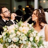 Iliana and Michael's Simply Elegant Wedding at Malaparte