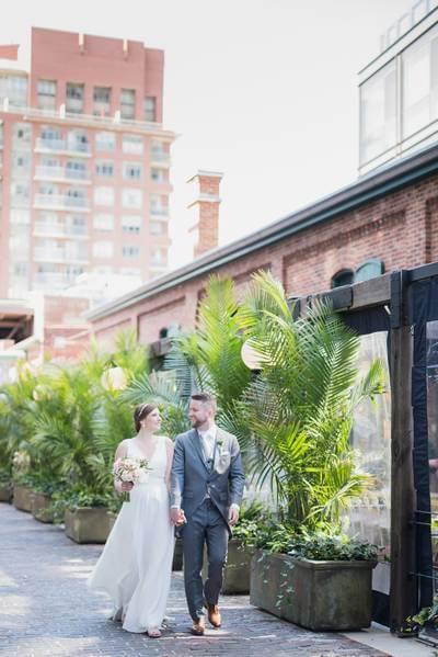 Wedding at Airship 37, Toronto, Ontario, Christine W Photography, 18