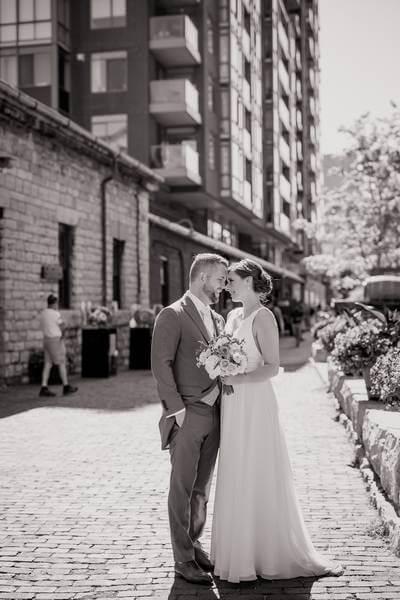 Wedding at Airship 37, Toronto, Ontario, Christine W Photography, 19