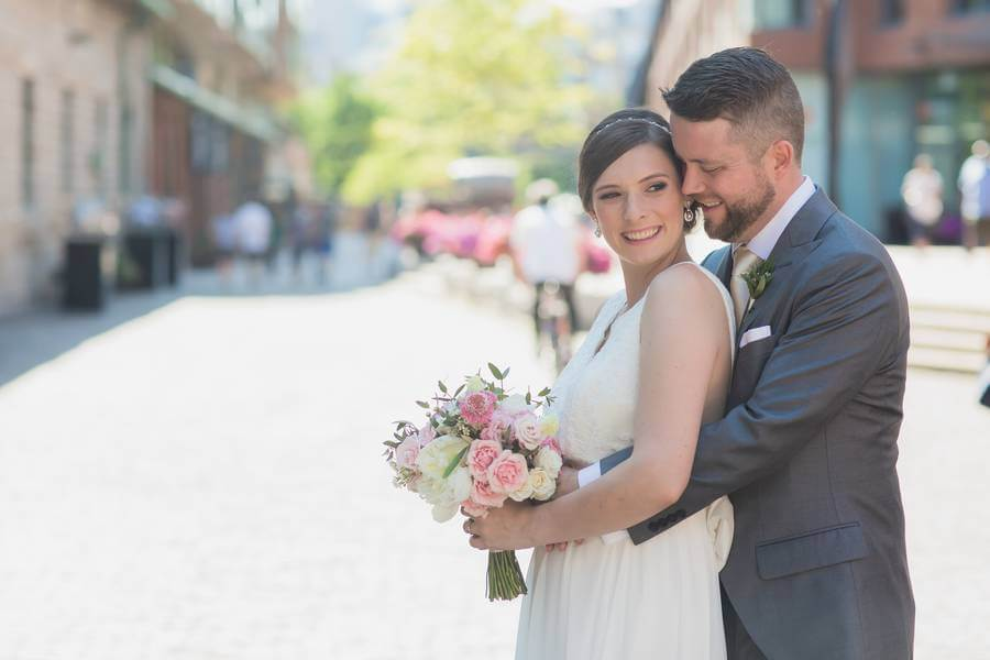 Wedding at Airship 37, Toronto, Ontario, Christine W Photography, 20