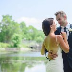 Thumbnail for Lesley and Tyler's Rose Gold Rustic Wedding at Whistle Bear Golf Club