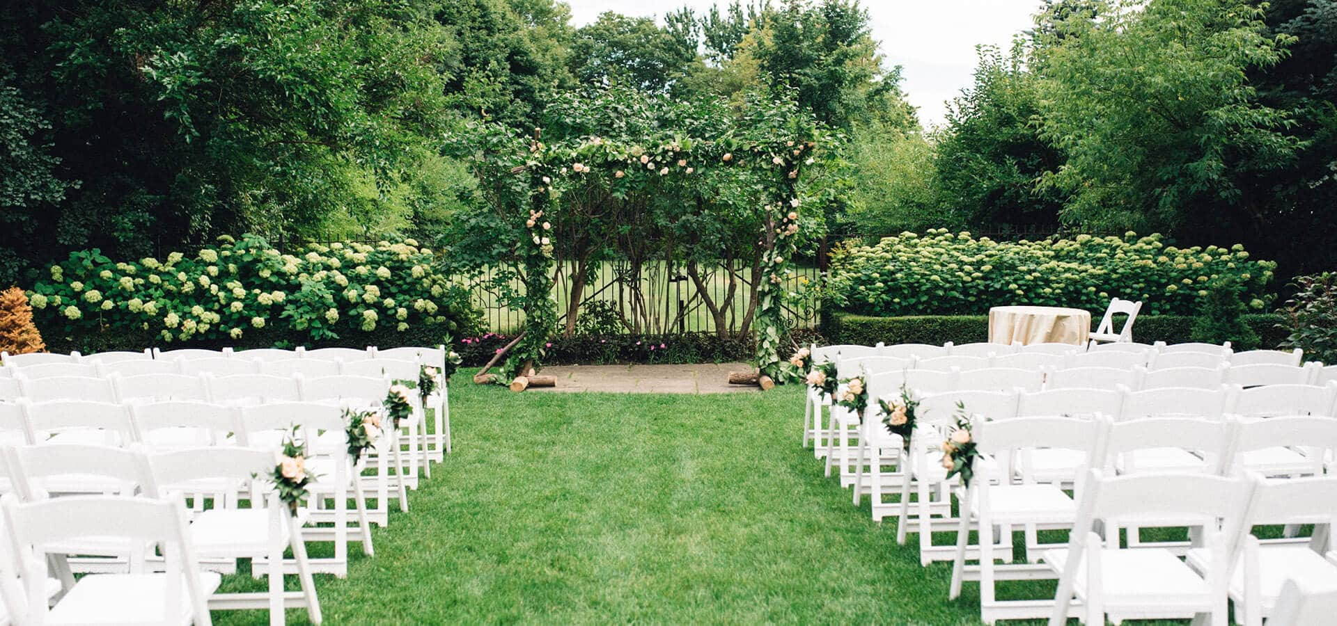 Hero image for Louisa and Victor's Charming Wedding at Graydon Hall Manor