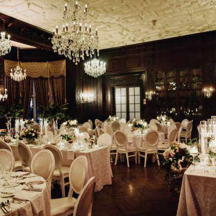 Biji Planners featured in Aliya and John's Dreamy Wedding at Casa Loma