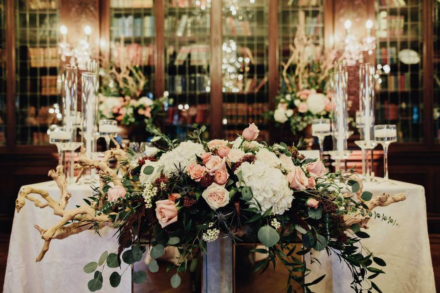 Dreamy Fall Wedding