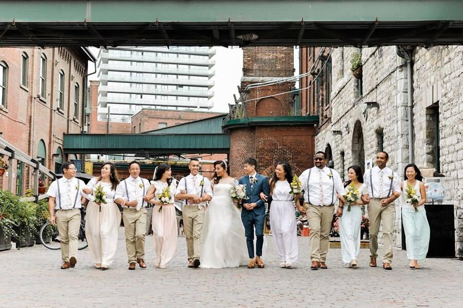 Wedding at Airship 37, Toronto, Ontario, Alix Gould Photography, 21
