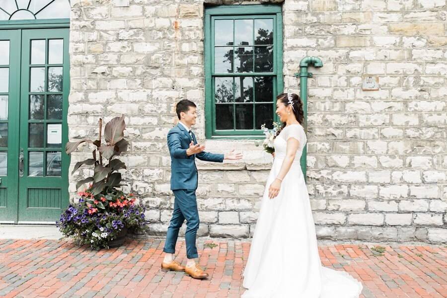 Wedding at Airship 37, Toronto, Ontario, Alix Gould Photography, 16