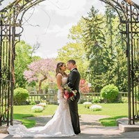 Lauren and Michael's Elegant Fairy Tale Wedding at Grand Luxe