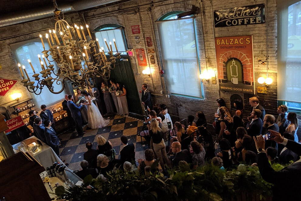 12 toronto wedding venues that wont break the bank, 25