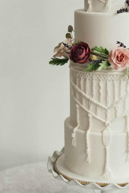 toronto cake designers share 2017 wedding cakes, 26
