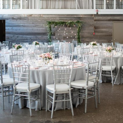 Snaptique featured in Marie-Pierre and Stefan's Distillery Wedding at Airship37